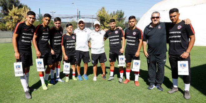 Colo-Colo es el club que más jugadores aportará a 'La Roja' Sub 17