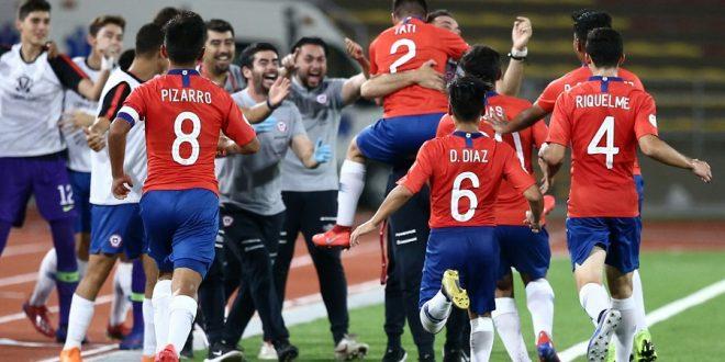 Sudamericano Sub17: con mucha sangre alba Chile está en el mundial